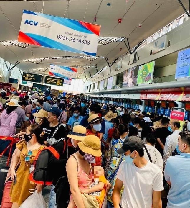 """Thực hư tin đồn sân bay Đà Nẵng """"vỡ trận"""" sau khi xuất hiện ca bệnh nghi nhiễm COVID-19 ảnh 2"""
