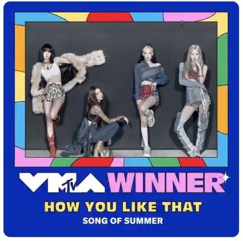 BLACKPINK làm nên điều kỳ diệu cho girlgroup K-Pop tại giải thưởng VMAs 2020 ảnh 2