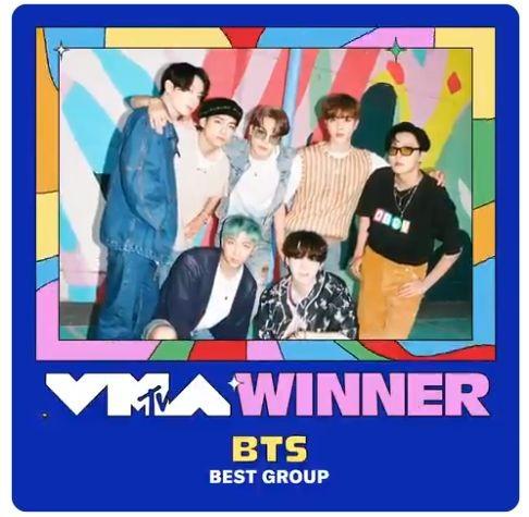 """BTS đại thắng tại """"VMAs 2020"""", lần đầu tiên mang """"Dynamite"""" lên sân khấu  ảnh 1"""