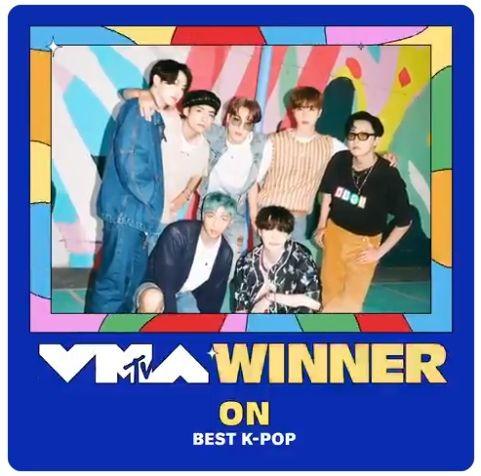 """BTS đại thắng tại """"VMAs 2020"""", lần đầu tiên mang """"Dynamite"""" lên sân khấu  ảnh 2"""