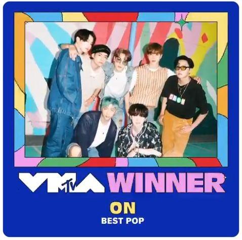 """BTS đại thắng tại """"VMAs 2020"""", lần đầu tiên mang """"Dynamite"""" lên sân khấu  ảnh 3"""