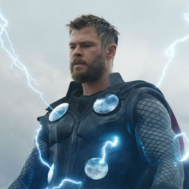 """""""Thần sấm"""" Chris Hemsworth khẳng định sẽ không """"về hưu"""" sau """"Thor: Love and Thunder"""" ảnh 1"""