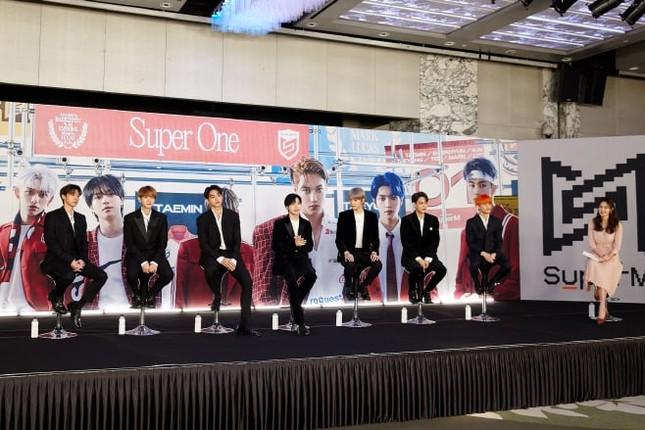 """SuperM tung độc chiêu: Kết hợp 2 bài B-side thành ca khúc chủ đề """"One"""" ảnh 6"""