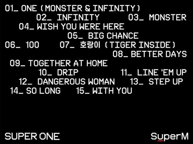 """SuperM tung độc chiêu: Kết hợp 2 bài B-side thành ca khúc chủ đề """"One"""" ảnh 1"""