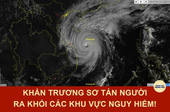 Đà Nẵng: Dừng lưu thông cầu, tạm đóng cửa sân bay để phòng tránh bão số 13 ảnh 1