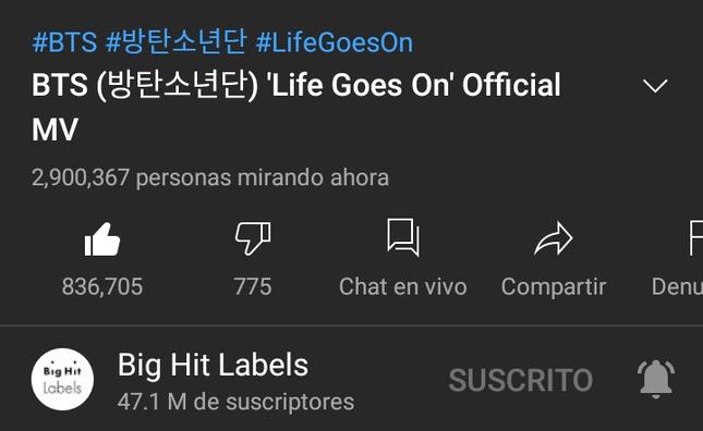 """BTS chính thức tung album """"BE"""" và MV """"Life Goes On"""", gửi thông điệp hy vọng đến ARMY ảnh 1"""