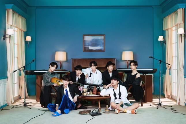 """Không còn là điều bất ngờ nữa, BTS tiếp tục đạt No.1 Billboard 200 với album """"BE"""" ảnh 1"""
