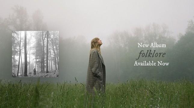 """Trước khi """"evermore"""" ra mắt, """"folklore"""" đã 5 lần được vinh danh Album hay nhất năm 2020 ảnh 1"""