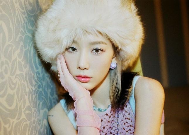 """Taeyeon cực tâm đắc với mini-album """"What Do I Call You"""", tiết lộ thích từ lần nghe đầu ảnh 1"""