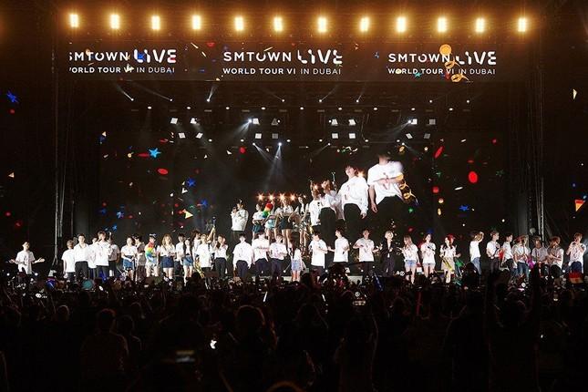 NÓNG: Tân binh aespa sẽ tham gia concert online mở màn năm mới 2021 của nhà SM ảnh 5