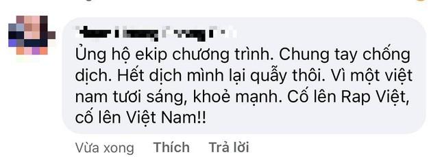 """Ngay trước đêm diễn, """"Rap Việt: All-Star Live Concert 2021"""" thông báo tạm hoãn vì dịch ảnh 3"""