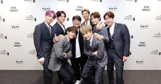 """Big Hit """"bắt tay"""" cùng Universal Music Group, ra mắt nhóm nhạc nam với chiến lược toàn cầu ảnh 2"""