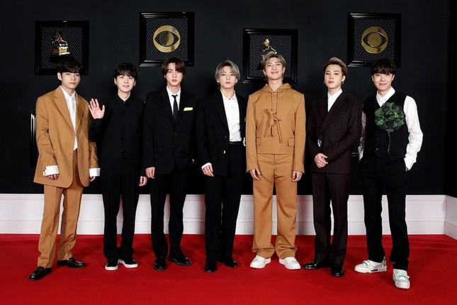 """ARMY hô vang """"We Purple You!"""", BTS hồi đáp """"We Love You!"""" hậu Grammys 2021 ảnh 11"""