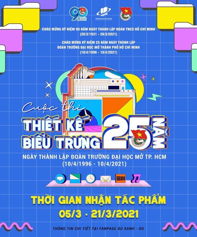Tháng Thanh niên 2021: Sinh viên Đại học Mở TP.HCM trổ tài với nhiều cuộc thi thú vị ảnh 5