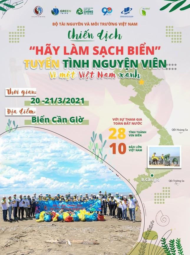 """Tháng Thanh niên 2021: """"Ngày của những việc tốt"""" tại Đại học Mở TP.HCM ảnh 3"""