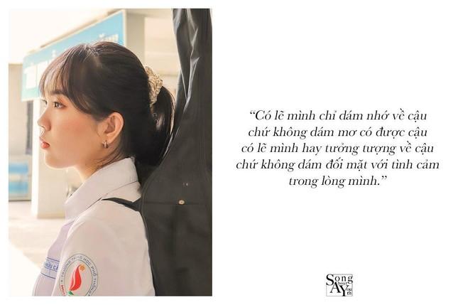 TP.HCM: Ngất ngây với bộ ảnh chủ đề thanh xuân vườn trường của teen THPT Nguyễn Hữu Cầu ảnh 3