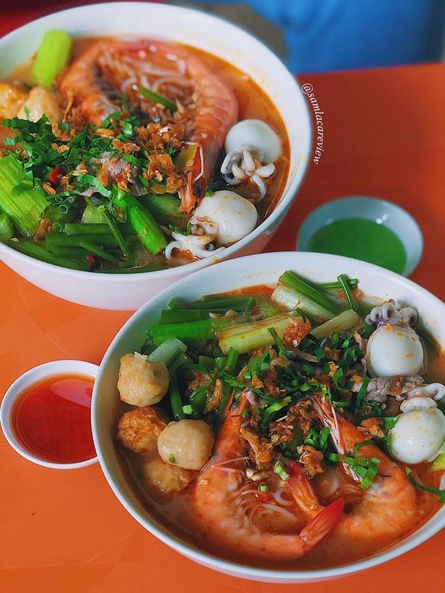 Hẹn hò Sài Gòn: Cơm và bún ngon thế này, không ăn hơi uổng đó bạn! ảnh 10