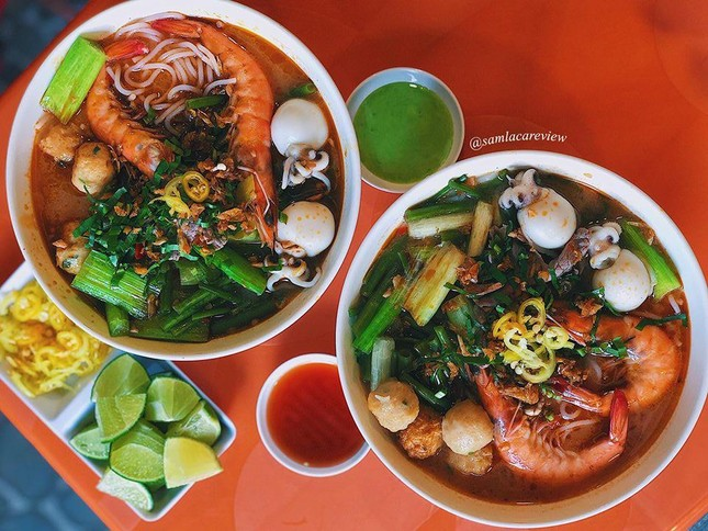 Hẹn hò Sài Gòn: Cơm và bún ngon thế này, không ăn hơi uổng đó bạn! ảnh 13