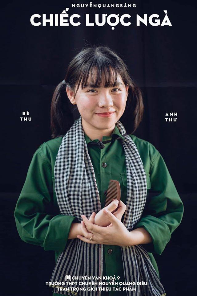 Mãn nhãn với bộ ảnh kỷ yếu concept Văn học đầy nghệ thuật của teen Đồng Tháp ảnh 5