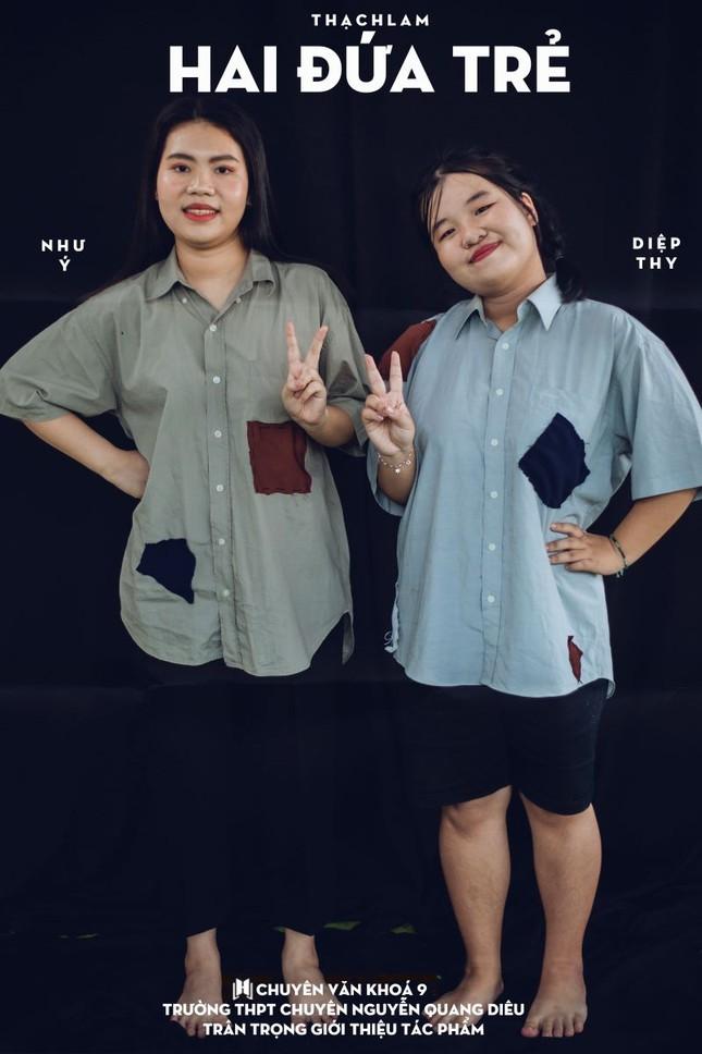 Mãn nhãn với bộ ảnh kỷ yếu concept Văn học đầy nghệ thuật của teen Đồng Tháp ảnh 9