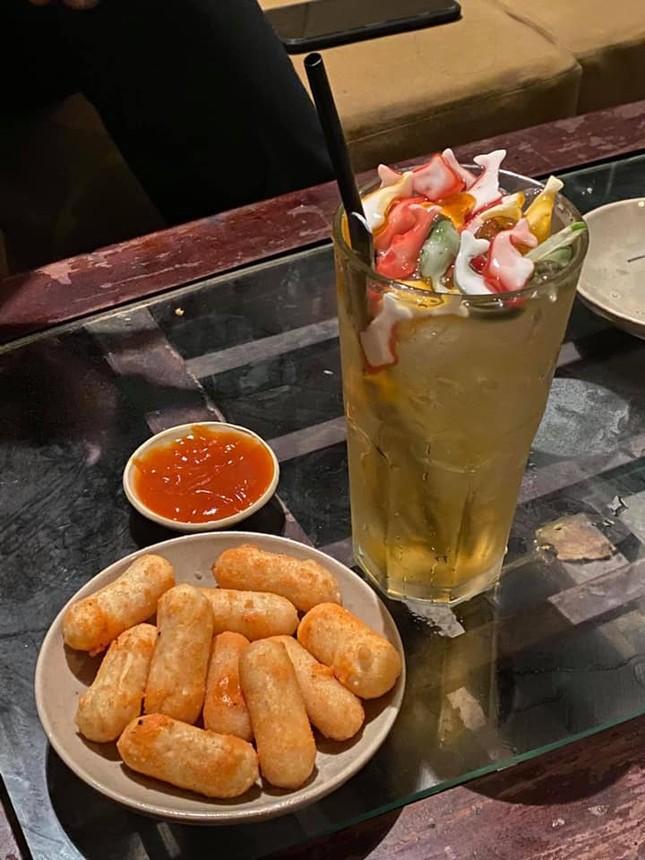 """Đu đưa Sài Gòn: Bạn đã thử bánh """"tăng cân"""" và uống trà """"thị phi"""" chưa? ảnh 10"""