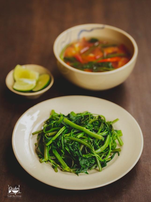 """Những """"căn bếp"""" nhỏ xinh giữa lòng Sài Gòn: Sự giao thoa tuyệt vời giữa các nền ẩm thực ảnh 8"""