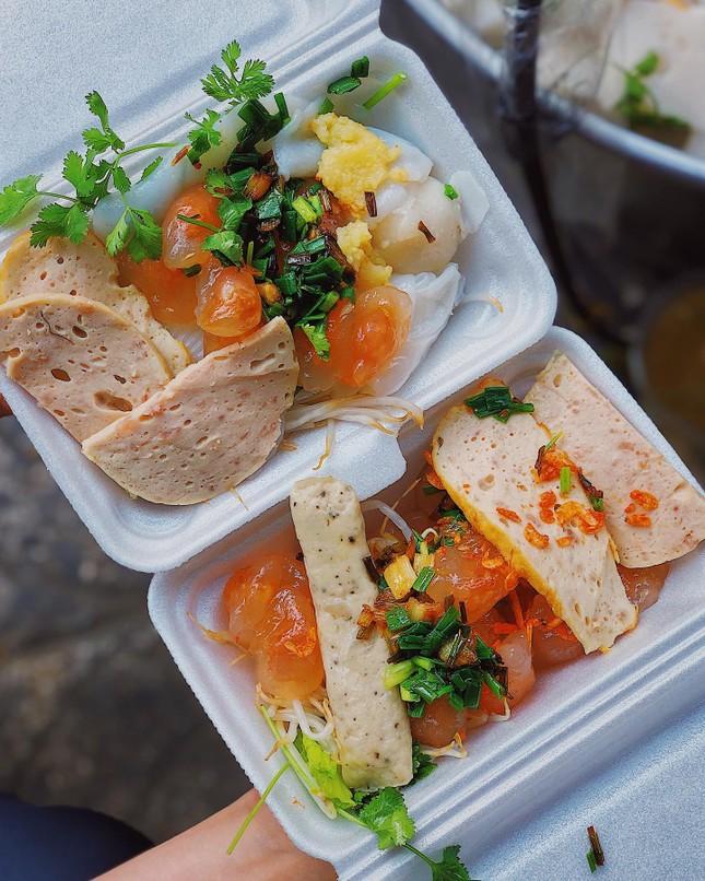 Thiên đường bánh tráng mix đủ vị, bánh Huế đậm đà và chả cá chiên homemade ngon trứ danh ảnh 6