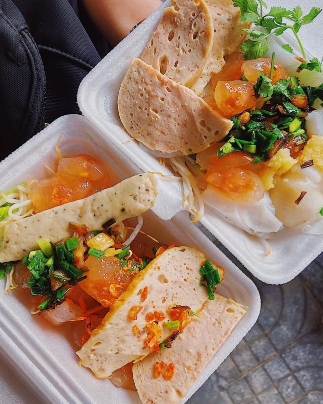 Thiên đường bánh tráng mix đủ vị, bánh Huế đậm đà và chả cá chiên homemade ngon trứ danh ảnh 4