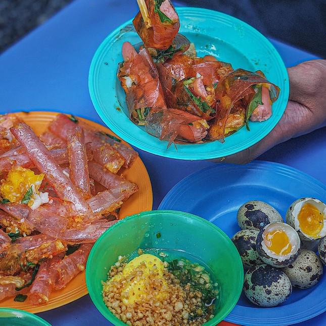 Thiên đường bánh tráng mix đủ vị, bánh Huế đậm đà và chả cá chiên homemade ngon trứ danh ảnh 3