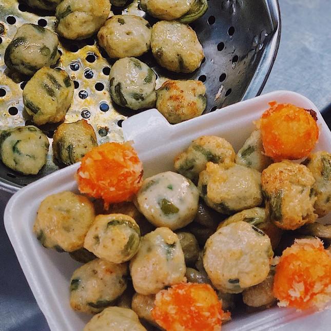 Thiên đường bánh tráng mix đủ vị, bánh Huế đậm đà và chả cá chiên homemade ngon trứ danh ảnh 7
