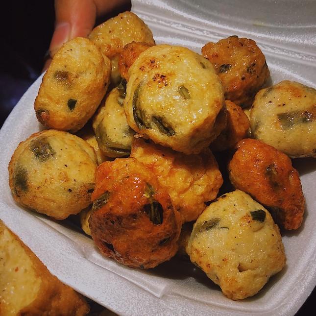 Thiên đường bánh tráng mix đủ vị, bánh Huế đậm đà và chả cá chiên homemade ngon trứ danh ảnh 8