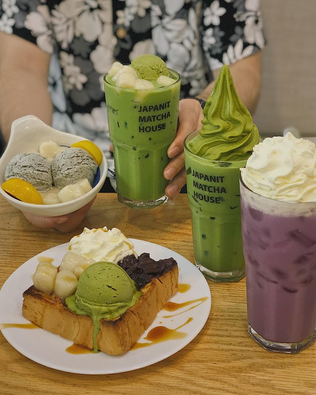 TP.HCM: Thiên đường dessert ngọt ngào kiểu Nhật bạn nhất định phải thưởng thức ảnh 1