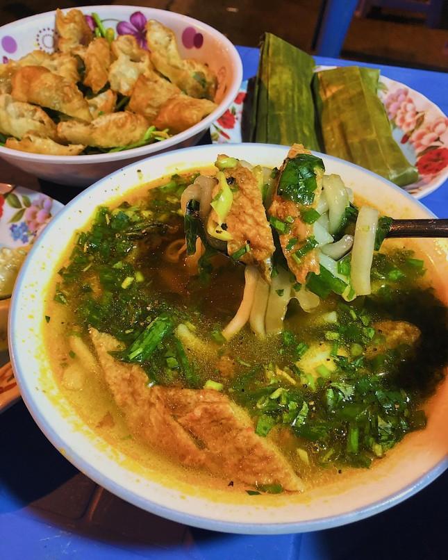 Sài Gòn đổ mưa rồi đó, em đã ăn gì chưa? ảnh 3