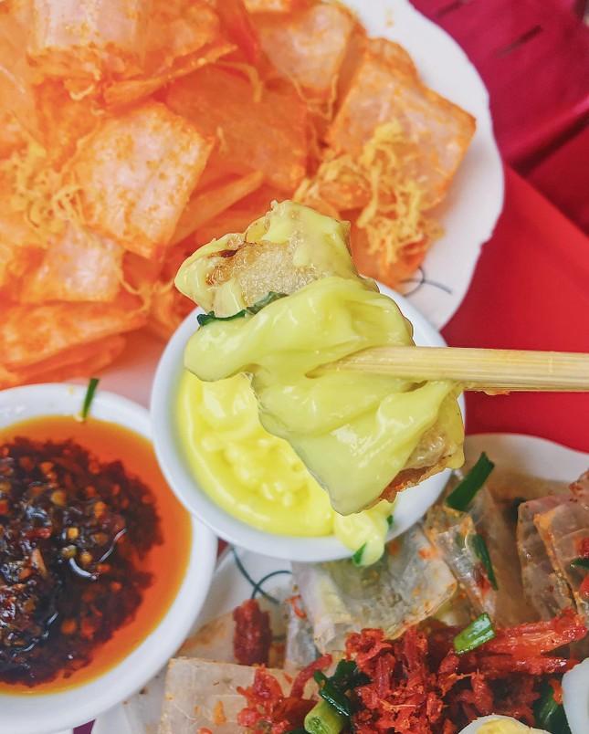 """Menu ăn vặt """"ba chấm là ngất ngây"""" của teen Sài Gòn: Bò bía 1,5K, súp """"gói cả thế giới"""" ảnh 7"""