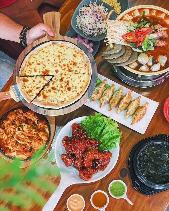 """Hẹn hò Sài Gòn: Thực đơn ngập phô mai thơm béo hay gạo lứt """"healthy""""?  ảnh 3"""