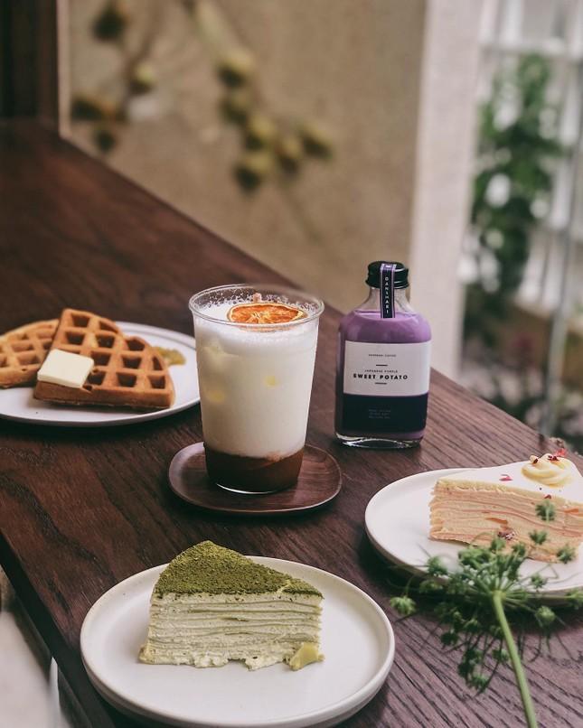 """Ai nói tận hưởng buổi sáng ở Sài Gòn chỉ có đi cà phê cóc mới là """"đúng điệu""""? ảnh 1"""