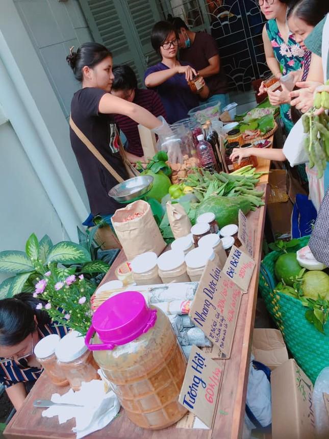 Chợ phiên Tháng Mười Hai: Thiên đường cho những tâm hồn yêu môi trường và mê đồ organic ảnh 6