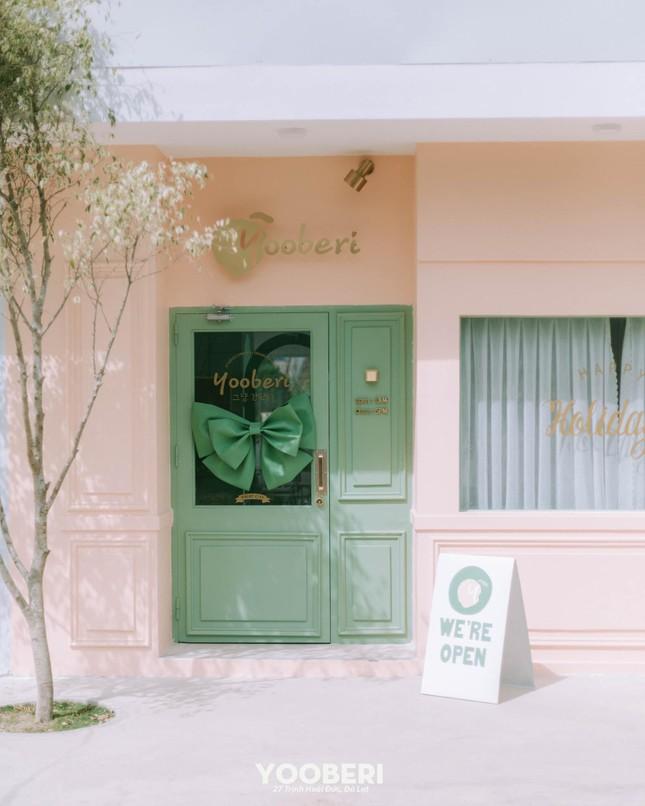 """Những tiệm cà phê décor theo style Hàn Quốc bạn không thể """"ngó lơ"""" khi dừng chân ở Đà Lạt ảnh 1"""