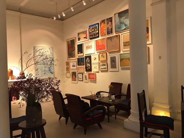 """Tận hưởng không khí cuối năm thật """"chất"""" tại Top 3 quán cà phê nghệ thuật xịn sò ảnh 11"""
