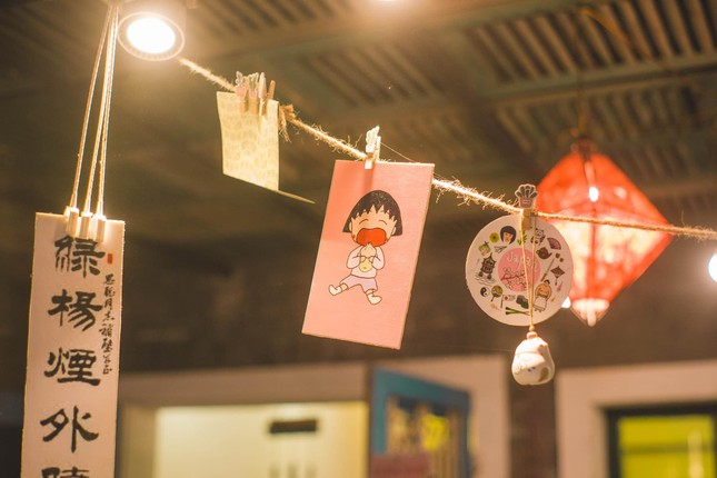 """Hà Nội: """"Sống ảo"""" chất lừ tại hai tiệm cà phê décor cực xinh theo phong cách Nhật Bản ảnh 4"""