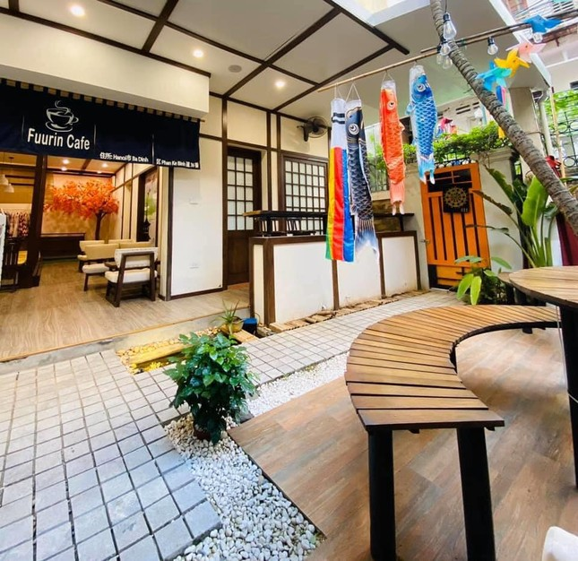 """Hà Nội: """"Sống ảo"""" chất lừ tại hai tiệm cà phê décor cực xinh theo phong cách Nhật Bản ảnh 6"""