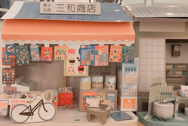 """Hà Nội: """"Sống ảo"""" chất lừ tại hai tiệm cà phê décor cực xinh theo phong cách Nhật Bản ảnh 3"""
