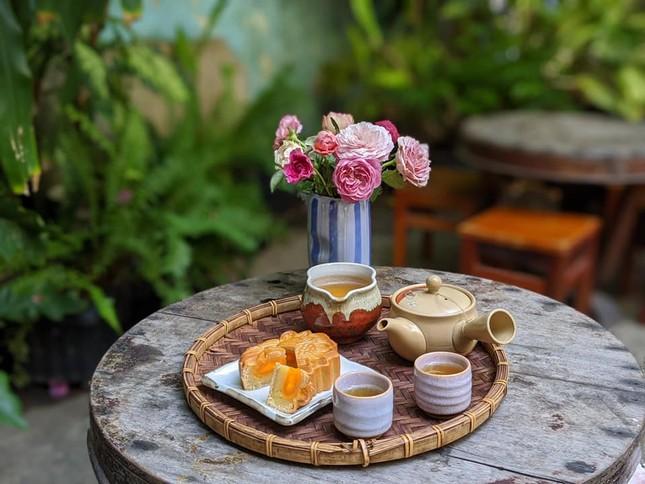 Đà Nẵng: Dừng chân một chút, ăn miếng bánh uống ngụm trà, chill với view cực xịn ảnh 2