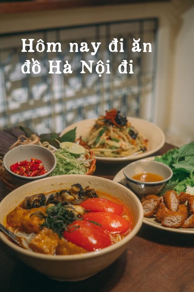 """Khám phá những hàng quán quà vặt chuẩn vị Hà Nội """"ăn bao nghiền"""" tại Sài Gòn ảnh 4"""