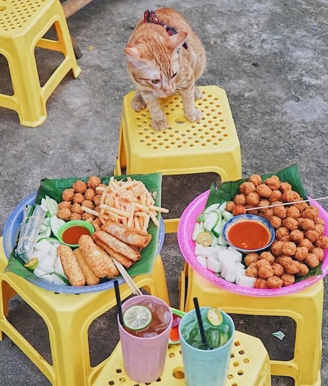 """Khám phá những hàng quán quà vặt chuẩn vị Hà Nội """"ăn bao nghiền"""" tại Sài Gòn ảnh 11"""