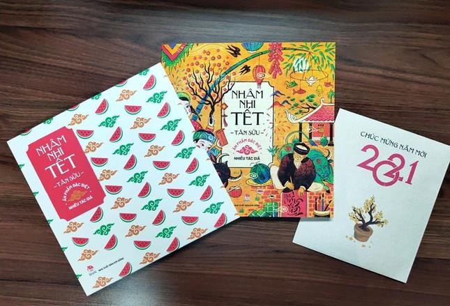 """""""Thực đơn"""" sách Tết: Chạm vào trang nào cũng thấy mùa Xuân, đậm đà hương vị Tết ảnh 2"""