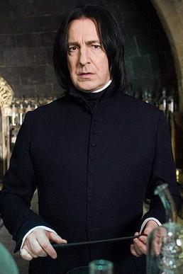 Fan lầy lội ghép mặt Thẩm Đằng vào giáo sư Severus Snape (Harry Potter) và cái kết bất ngờ ảnh 1
