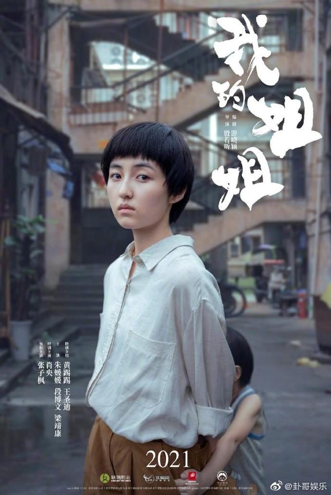 Gỡ bỏ hình tượng ngọt ngào, Trương Tử Phong chơi lớn xuống tóc để đóng phim điện ảnh mới ảnh 1