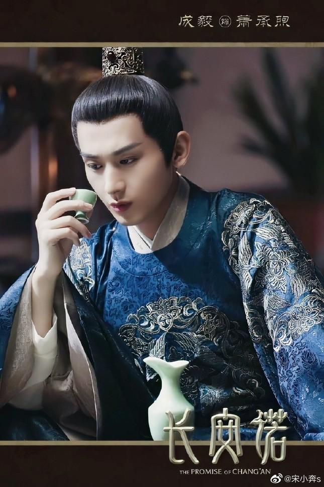 """""""Lưu Ly"""" chưa hết, netizen lại chuẩn bị khăn giấy gặp Thành Nghị ở """"Trường An Nặc"""" ảnh 3"""