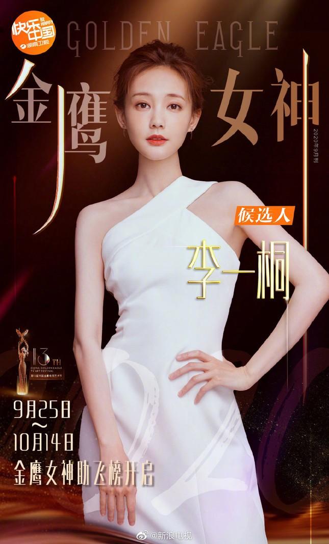 Dự đoán Nữ thần Kim Ưng 2020: Tống Thiến nắm chắc vương miện, Ngu Thư Hân theo sát nút ảnh 9